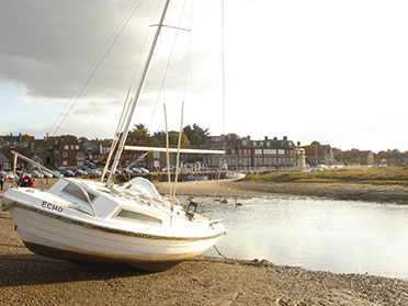 Blakeney Quay, Norfolk