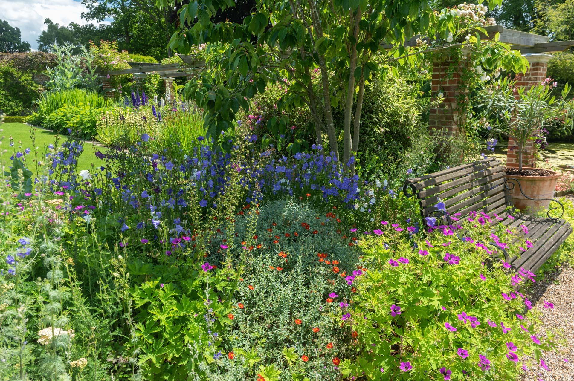 Hindringham Hall Gardens